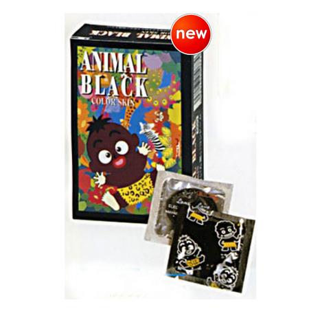 Animal Black 1 กล่อง 5 ชิ้น