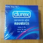 Durex-comfort-1-กล่อง