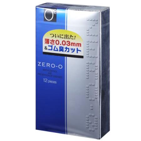 Fuji Zero 0 - 0.03 O2 1 กล่อง มี 12 ชิ้น