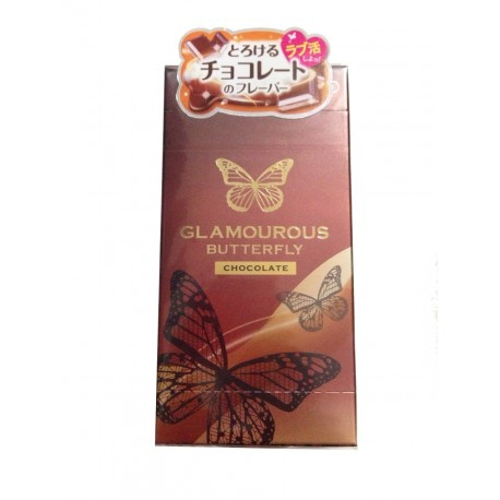 Glamourous Butterfly Chocolate 1 กล่อง