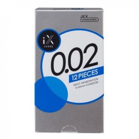 JEX-condom-0.02-EXTRA-1-กล่อง-12 ชิ้น