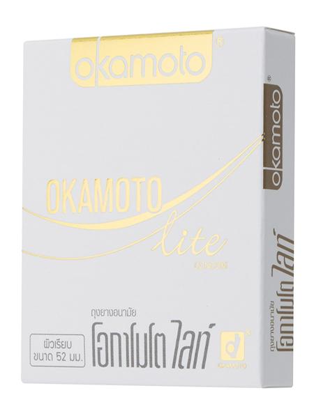 Okamoto-Lite-โฉมใหม่