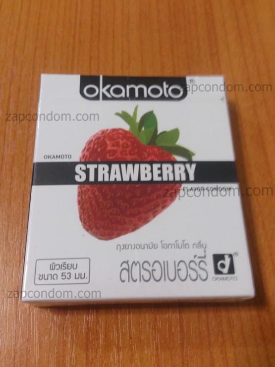 Okamoto-Strawberry-โฉมใหม่