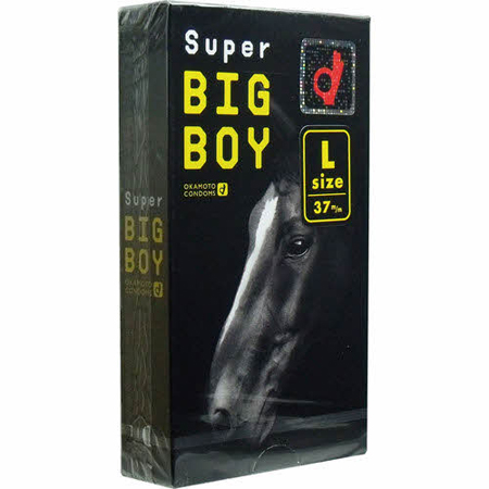 Okamoto super Big boy size L 1 กล่อง