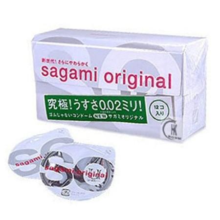 Sagami-Original-0.02-12's-Pack