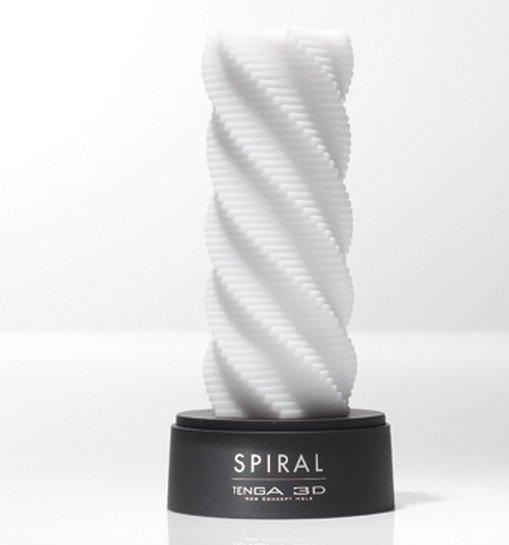 TENGA 3D SPIRAL (ล้างน้ำได้)