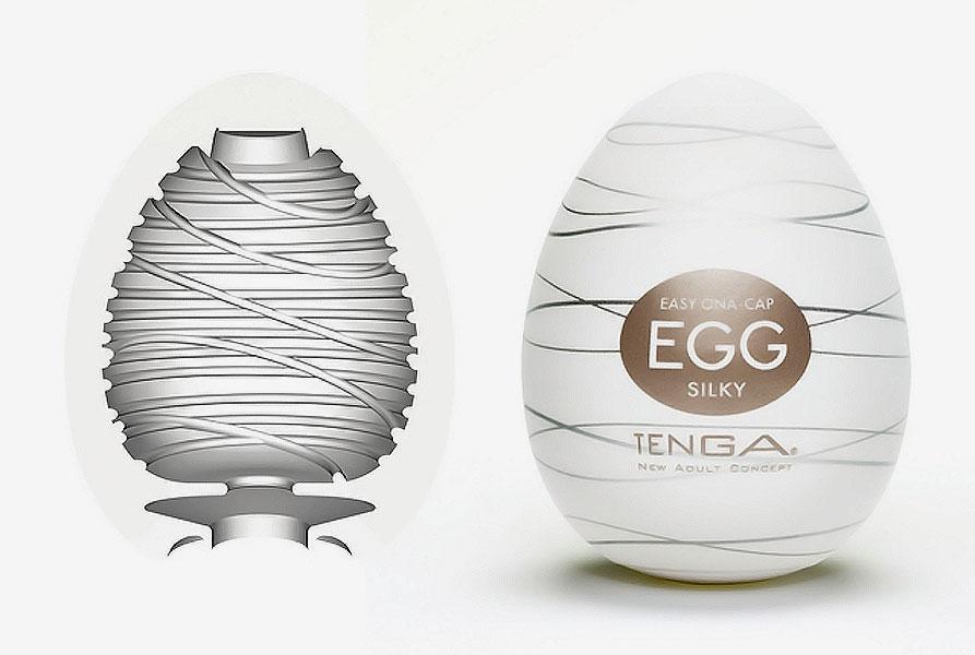 TENGA-EGG-Silky