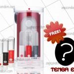 TENGA-FLIP-HOLE-RED-แถมเจล-Tenga-3-หลอด-และ-Tenga-Egg-1-ฟอง(สุ่ม)