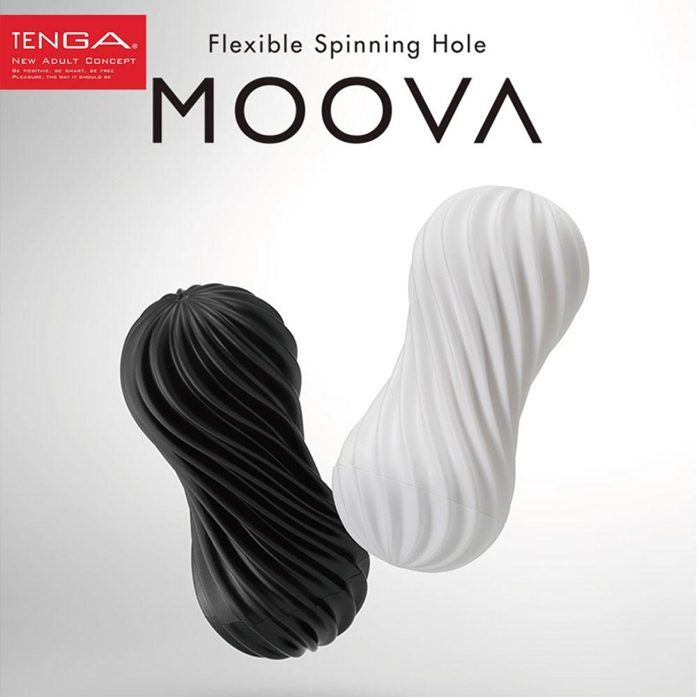 Tenga-Moova-Black-(ล้างน้ำได้)