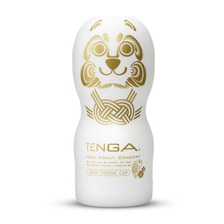 Tenga Deep Cup - White (Limited Edition 2018)