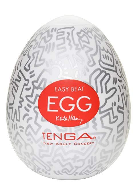 Tenga-Egg-Keith-Haring-Party