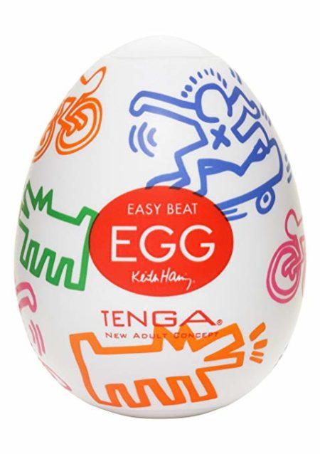 Tenga Egg Keith Haring - Street