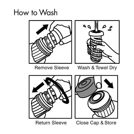 Tenga-Air-Tech-Twist-Tickle-(ล้างน้ำได้)
